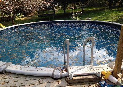 Limpieza de piscinas particulare